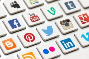 Social Media ondersteuning